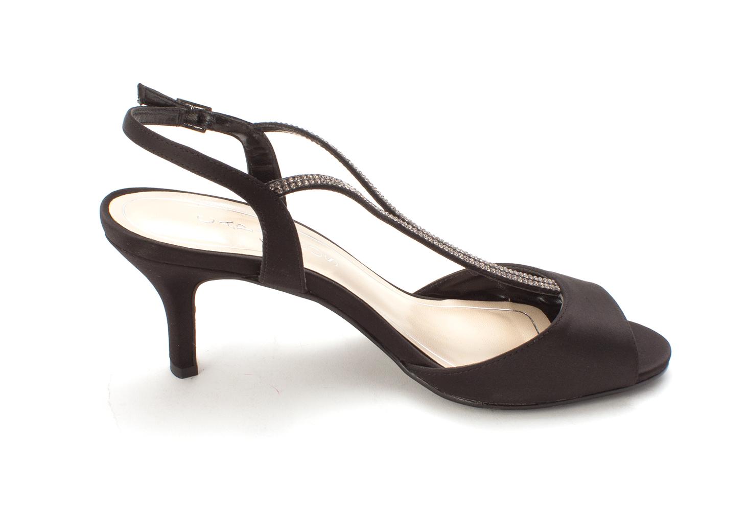 b8afb587911 Caparros Womens Delicia Open Toe Formal T-Strap Sandals