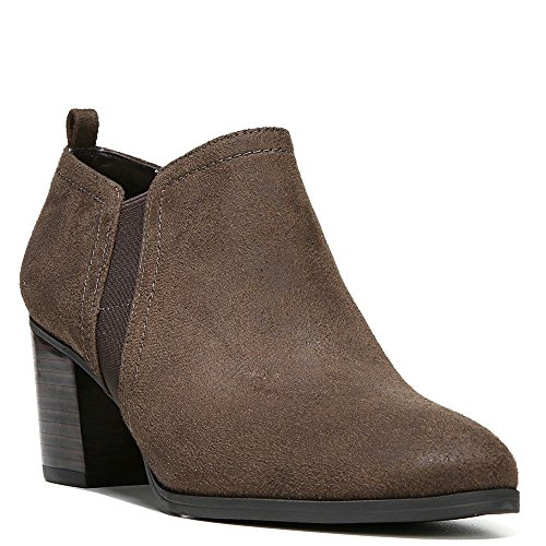 97a248e032a0 Details about Franco Sarto Womens Barrett Almond Toe Ankle Chelsea Boots