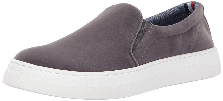 d79fd44528e Details about Tommy Hilfiger Womens sodas Velvet Low Top Slip On Fashion  Sneakers