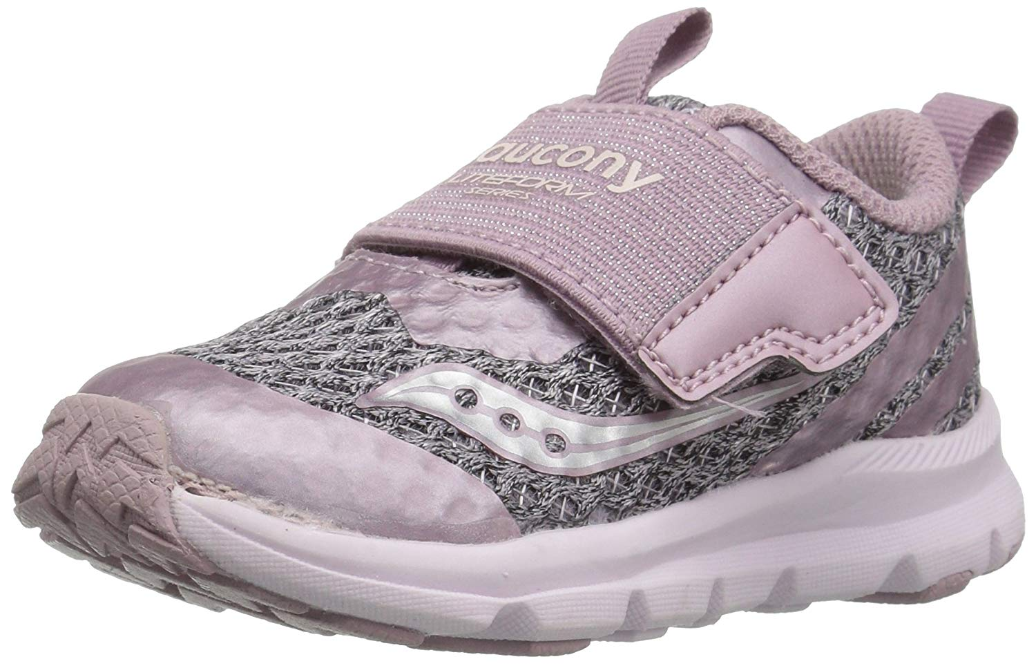 f3b08b44 Details about Saucony Girls Baby Liteform Sneaker