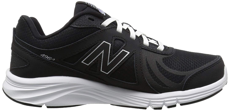 5 Black Shoes Ww496 Womens Us 8 5 Uk 6 Balance Athletic New xq0FCXxw