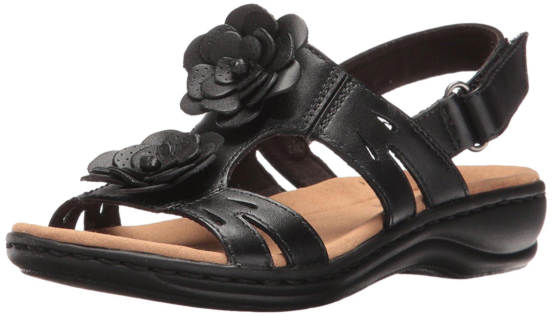 060a6957ef1f CLARKS Women s Leisa Claytin Flat Sandal