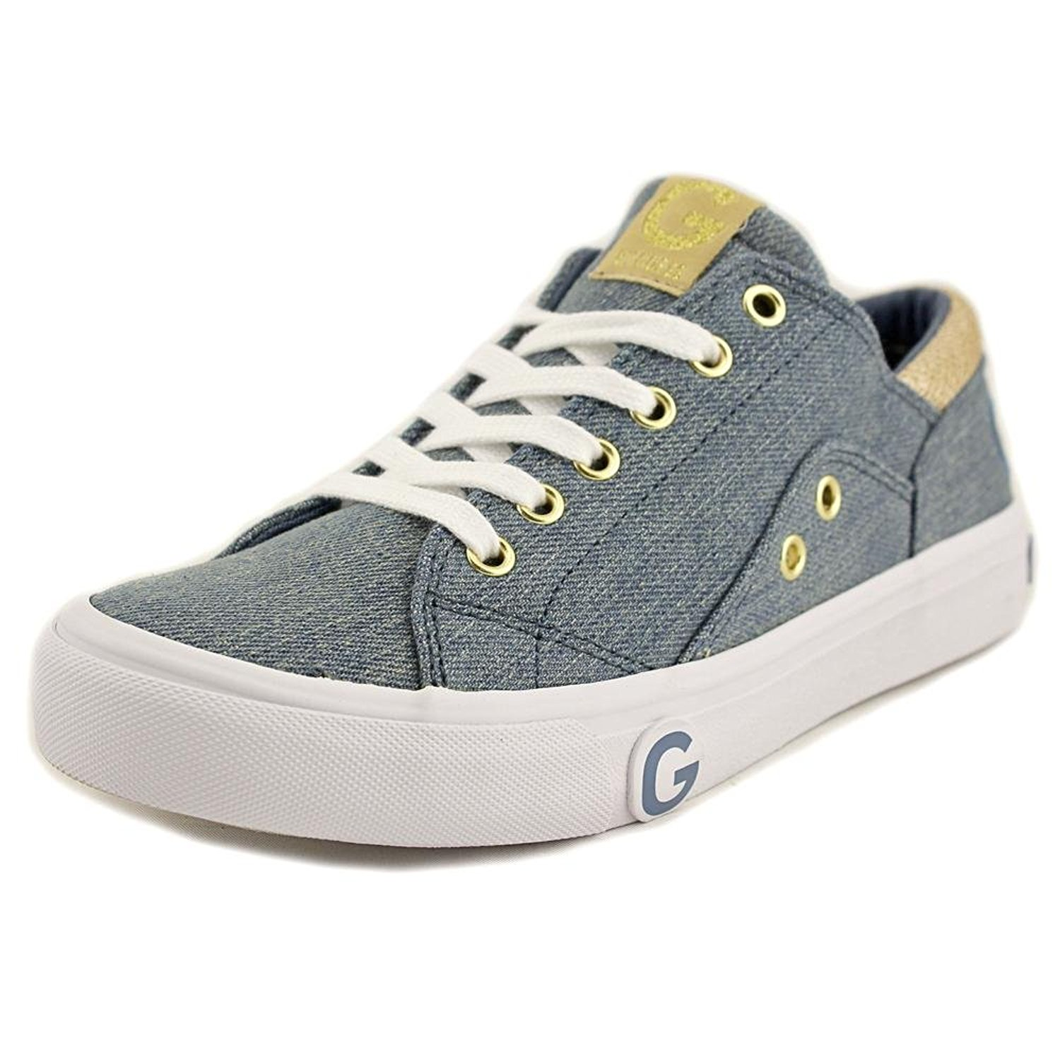 G By Guess Chai 3 Womens Fashion Scarpe da ginnastica Medium Blue tessuto 8 US/6 UK