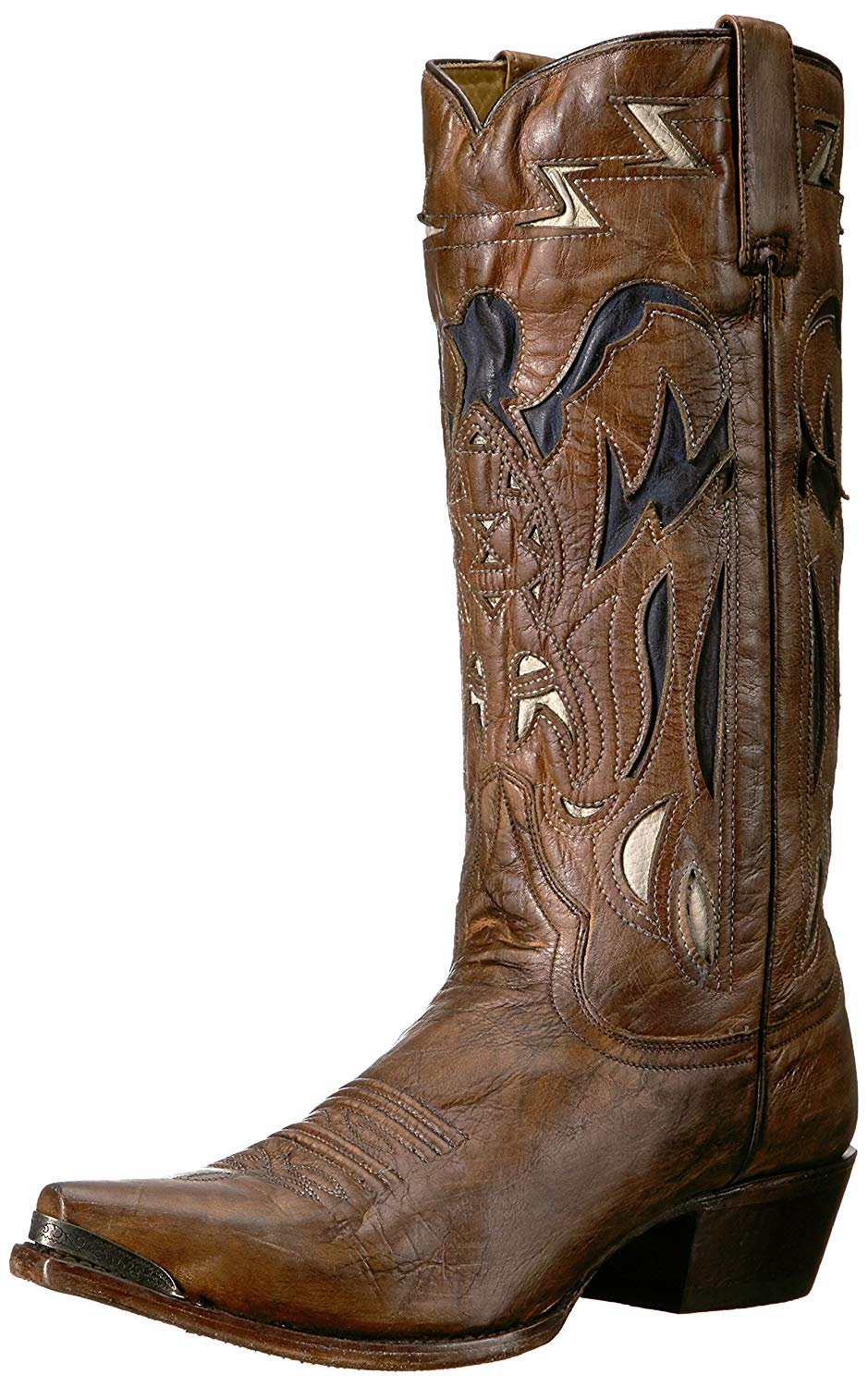 Stetson Stetson Stetson Women's Mamie Western Boot, Brown, Size 10.0 79ca04