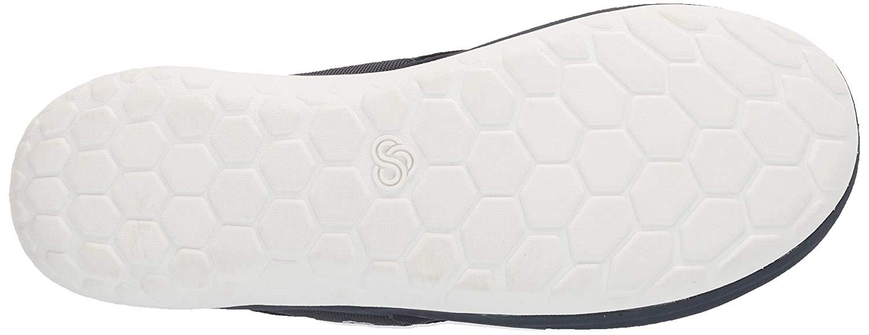 1a87fbe34d96e Details about CLARKS Men's Step Beat Dune Flip-Flop, Navy Textile, Size 7.5  UX0N