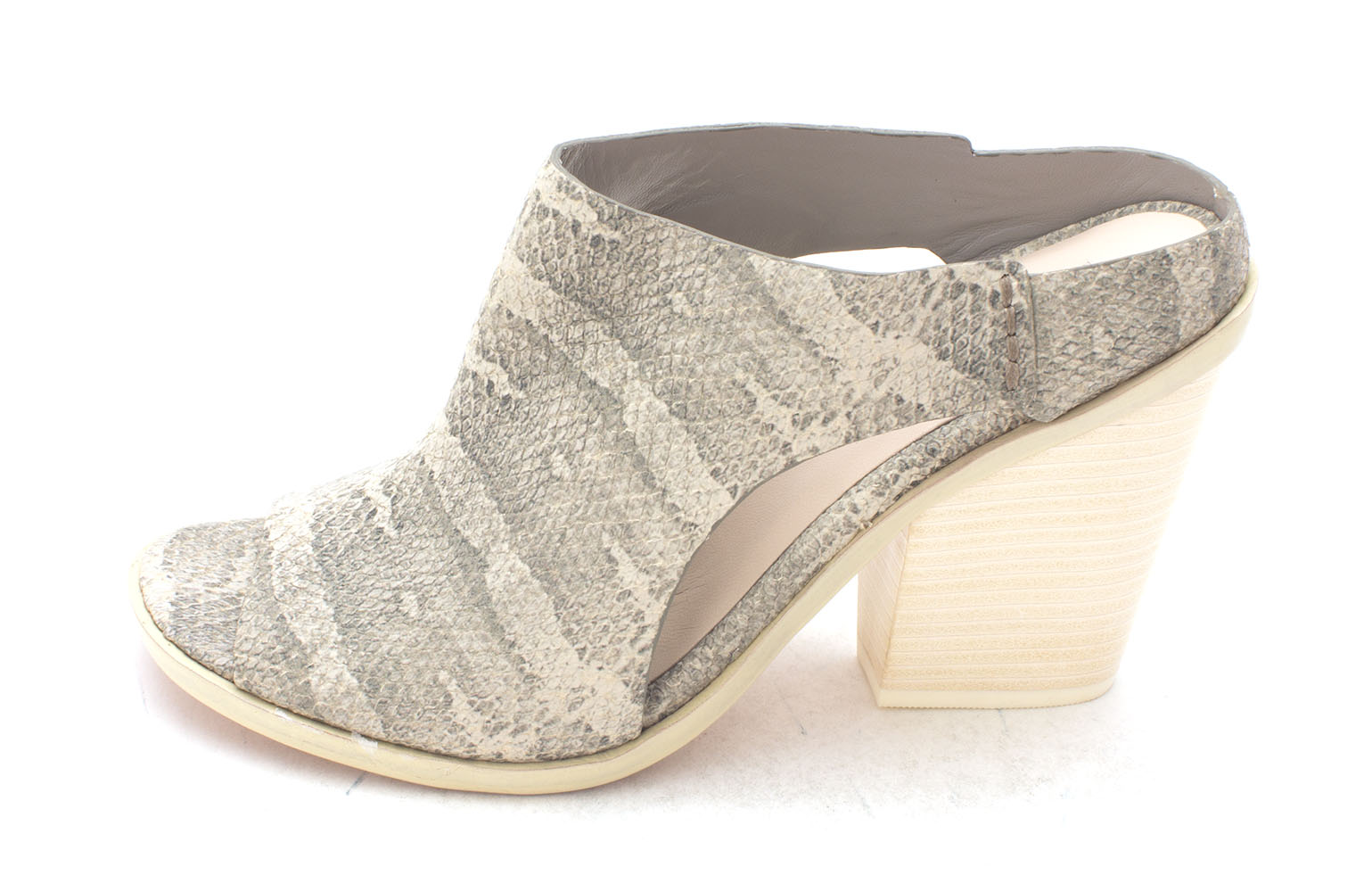 Cole Haan Womens 14A4158 Open Toe Mules Paloma Size 6.0