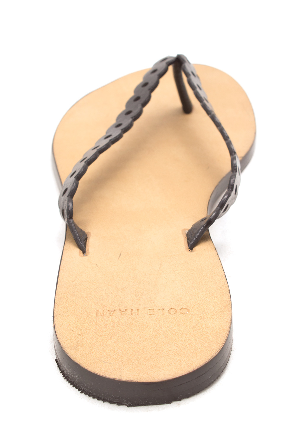 Femmes Cole Haan Punched Flip Flop Tongs Vrkp8