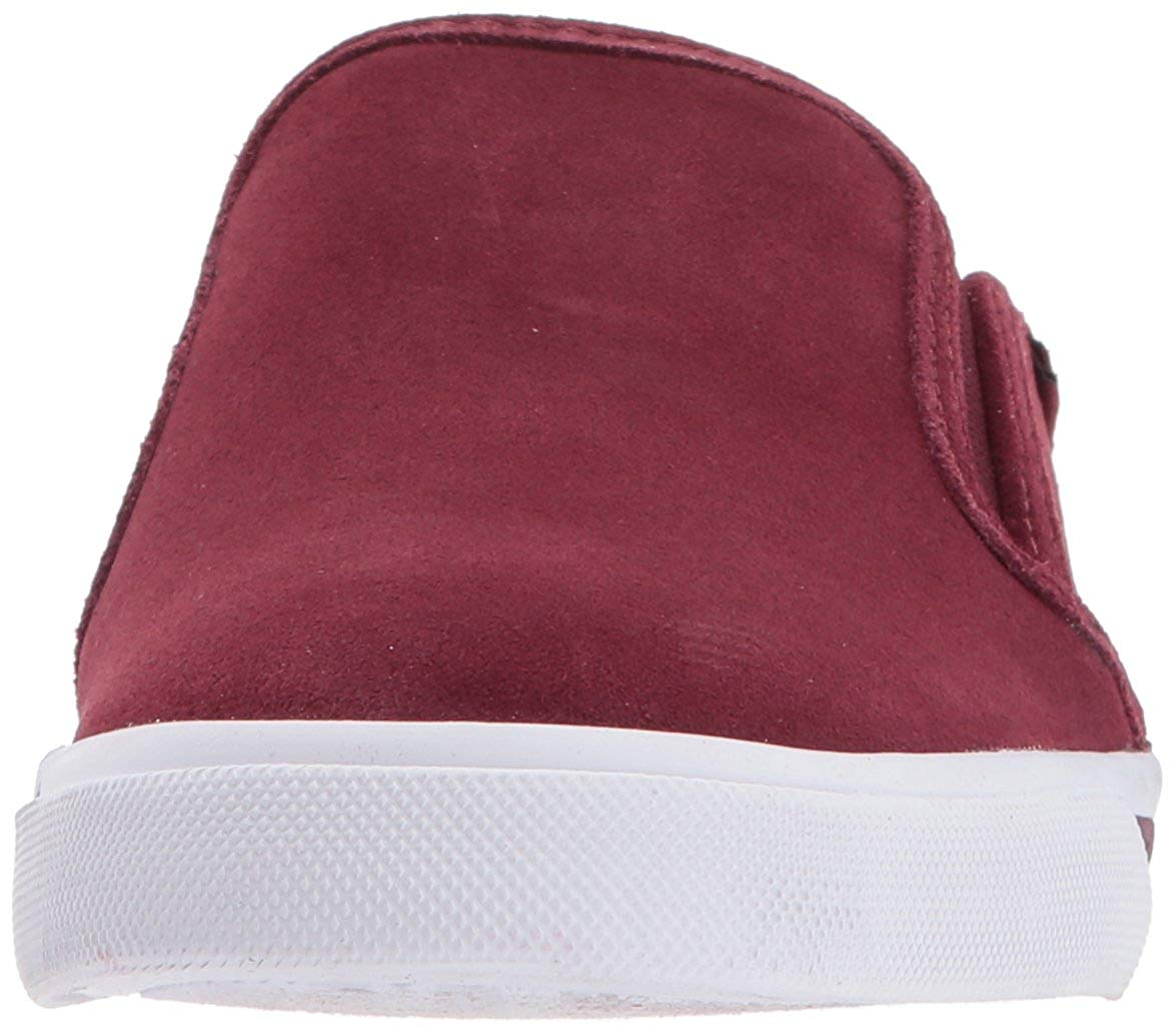 Détails sur Femmes Tommy Hilfiger Chaussures Loafer Couleur Rouge Burgundy Taille 35.5 EU