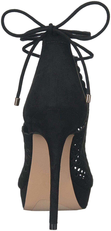 85d82cfe6db Aldo Womens rilley Fabric Open Toe Casual Slingback Sandals