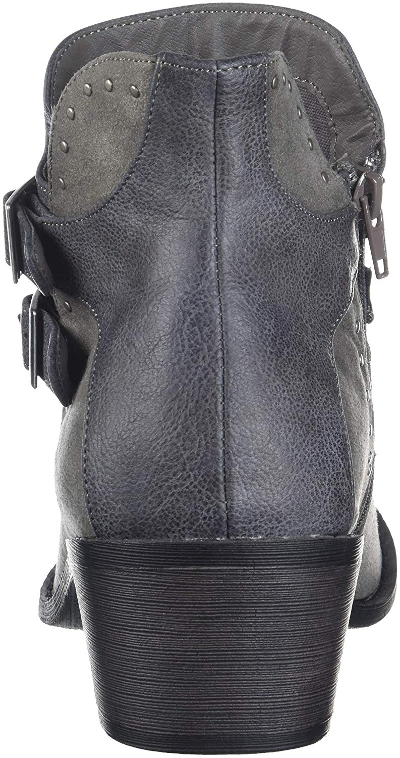 cdd9943b4c8 Details about Mia Womens Henrietta Pointed Toe Ankle Cowboy Boots