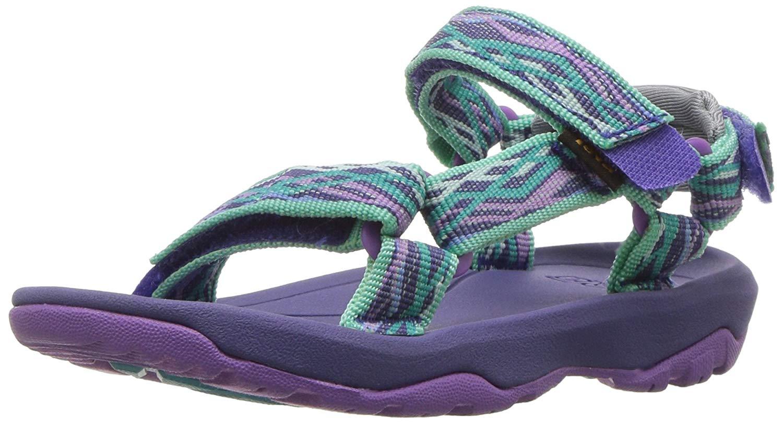 f891e7e9c5ac7 Kids Teva Girls Hurricane XLT 2 Ankle Strap Slide Sandals