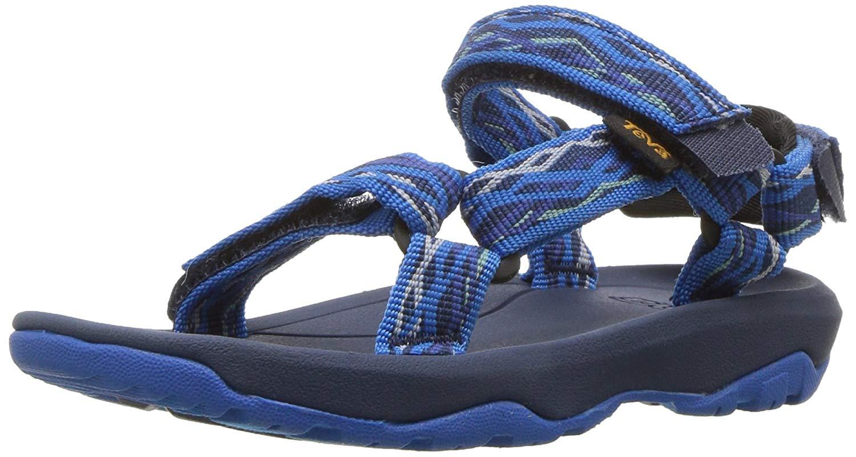 40913f58059 Kids Teva Girls Hurricane XLT 2 Ankle Strap Slide Sandals