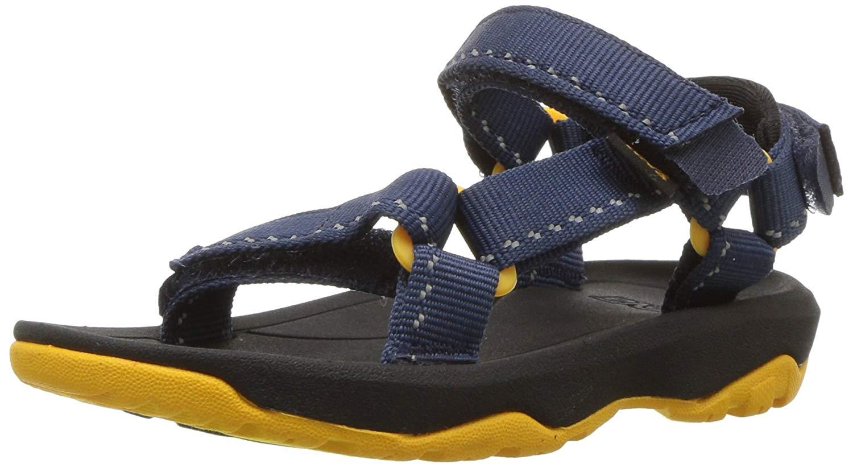 b0933e9b76f Kids Teva Girls Hurricane XLT 2 Ankle Strap Slide Sandals