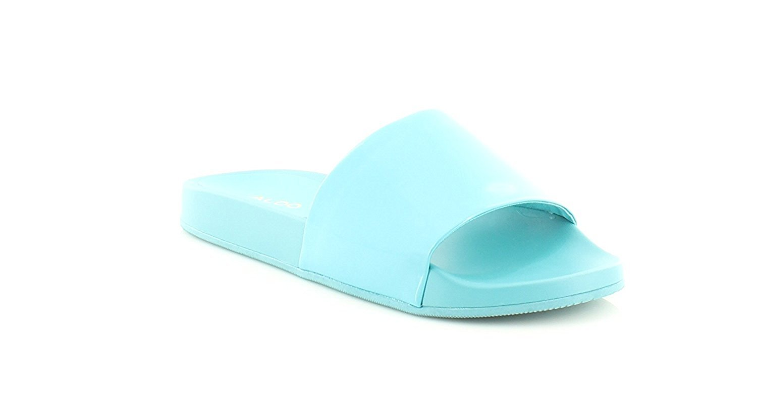 c6b258dd72c1 Aldo Womens Maurizia-8 Open Toe Casual Slide Sandals
