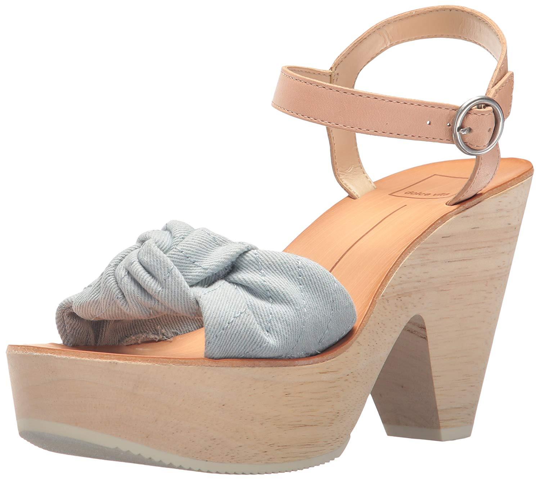 e9ee0d78ba3 Dolce Vita Women s Shia Wedge Sandal