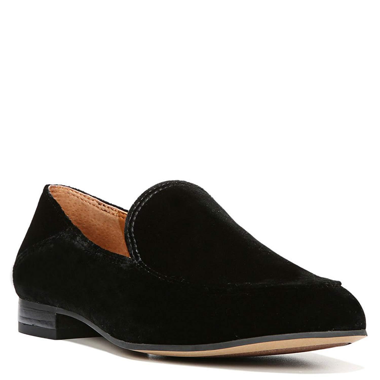 51d64c326e0 Details about franco sarto womens kristen loafer black fabric size jpg  1500x1500 Franco sarto black loafers