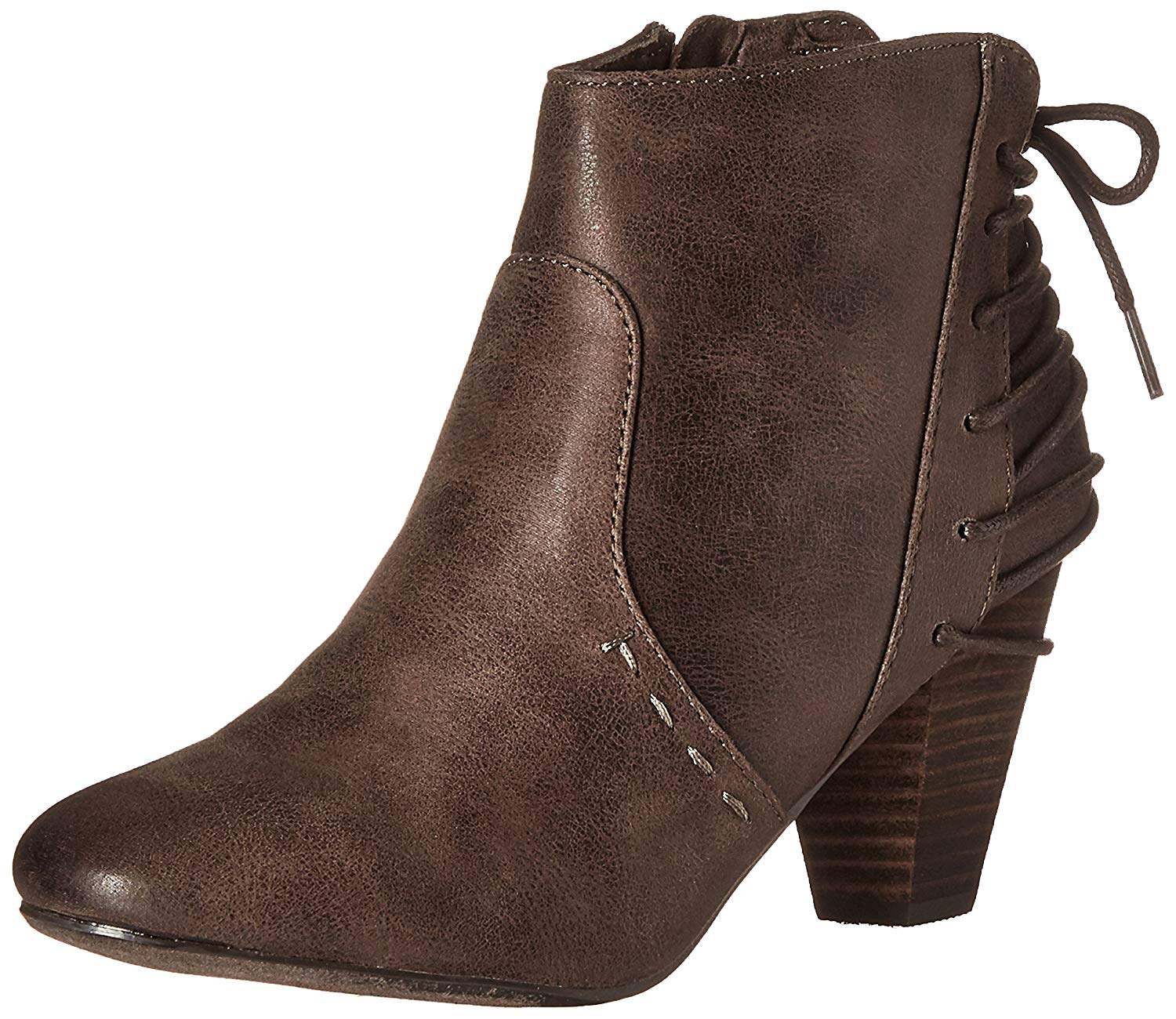 Details about Report Womens Milla Closed Toe Ankle Fashion Boots 4369416ed085