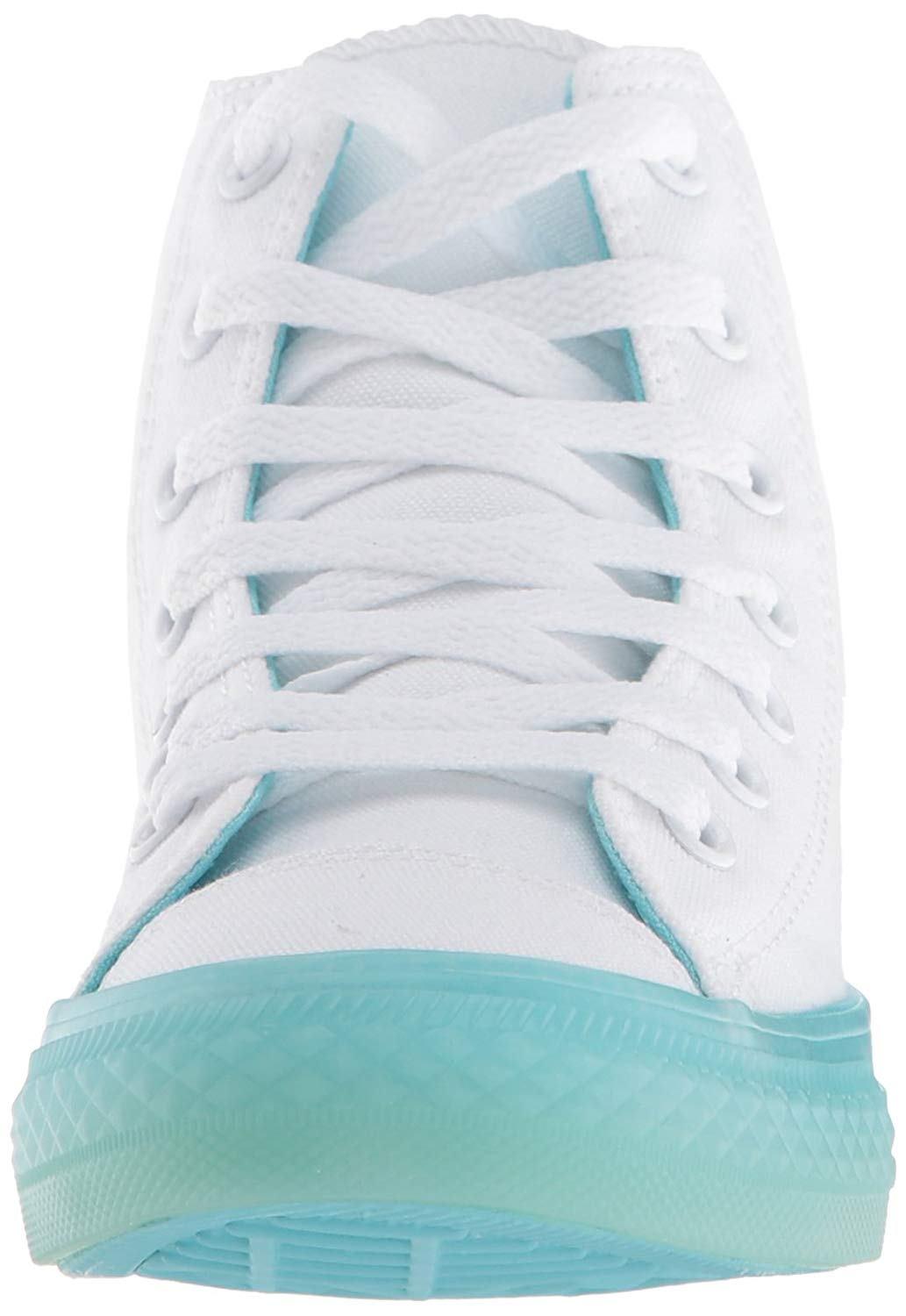 Details about Converse Kids' Chuck Taylor All Star Translucent, WhiteBleached Aqua, Size 1.0