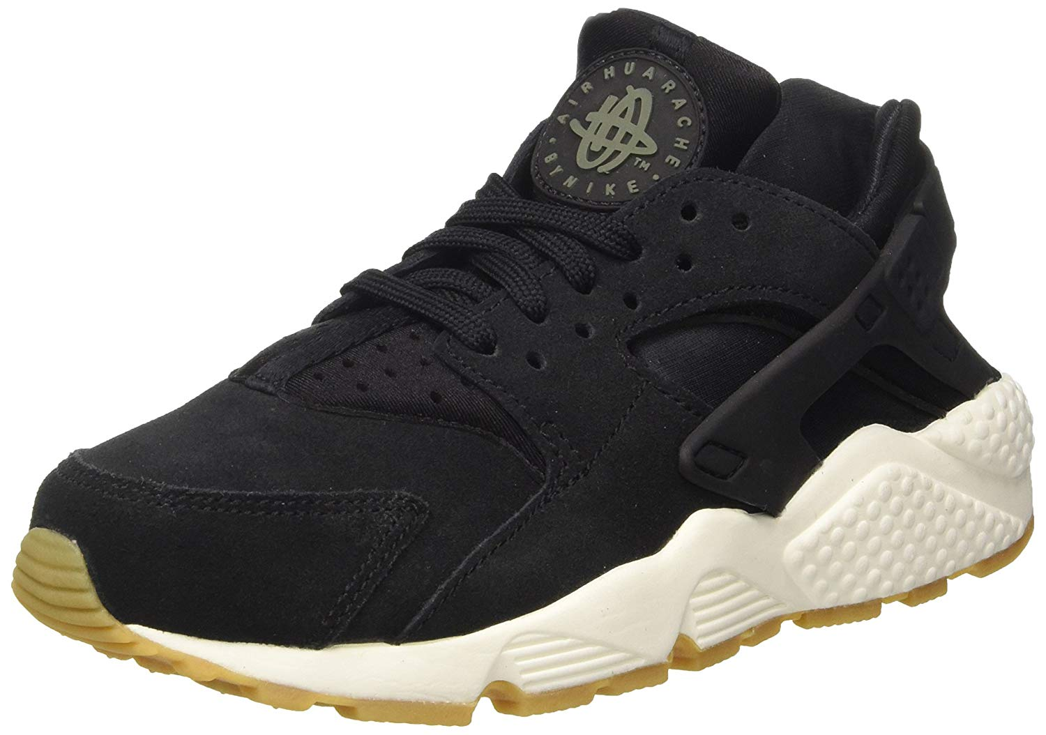 279cc28cf8f6 Details about Nike Women s Air Huarache Run SD Black White AA0524-001