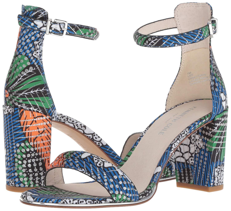 8c9f5fcc0be Kenneth Cole New York Women s Lex Block Heel Dress Sandal Heeled