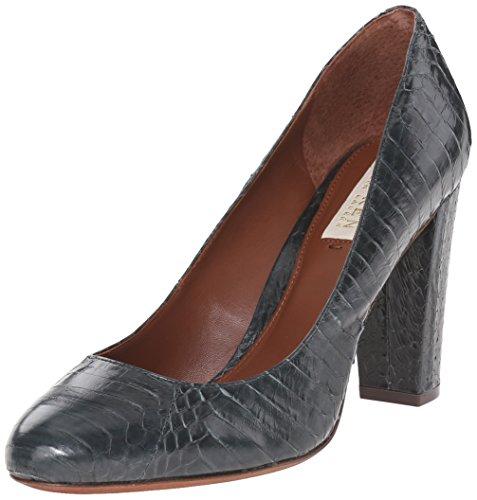 LAUREN by Ralph Lauren Womens Viona Grey III Leather Closed Toe Grey Viona Size 7.0 73fd85