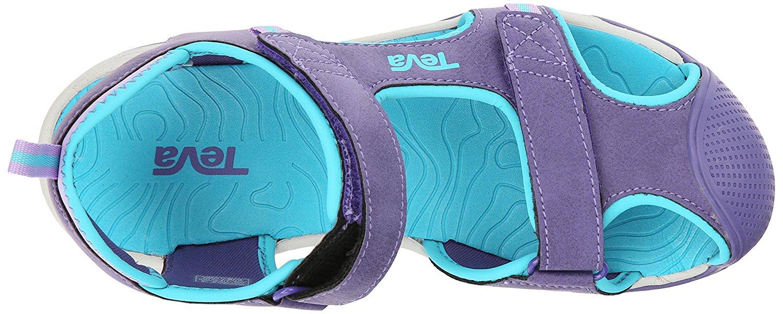 b002921deb7 Teva Girls Toachi 4 Ankle Strap