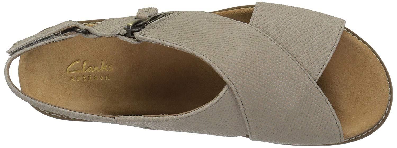 64383d00179 CLARKS Women s Corsio Calm Flat Sandal