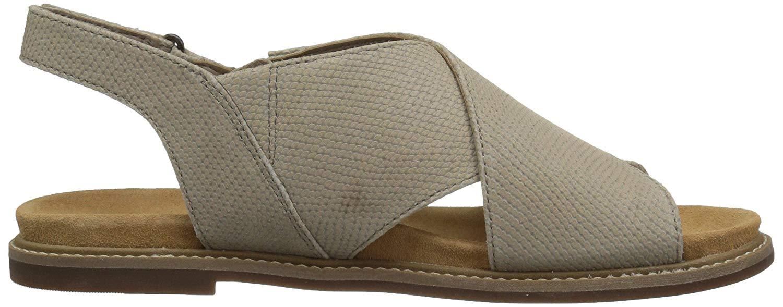 d451227d44f CLARKS Women s Corsio Calm Flat Sandal