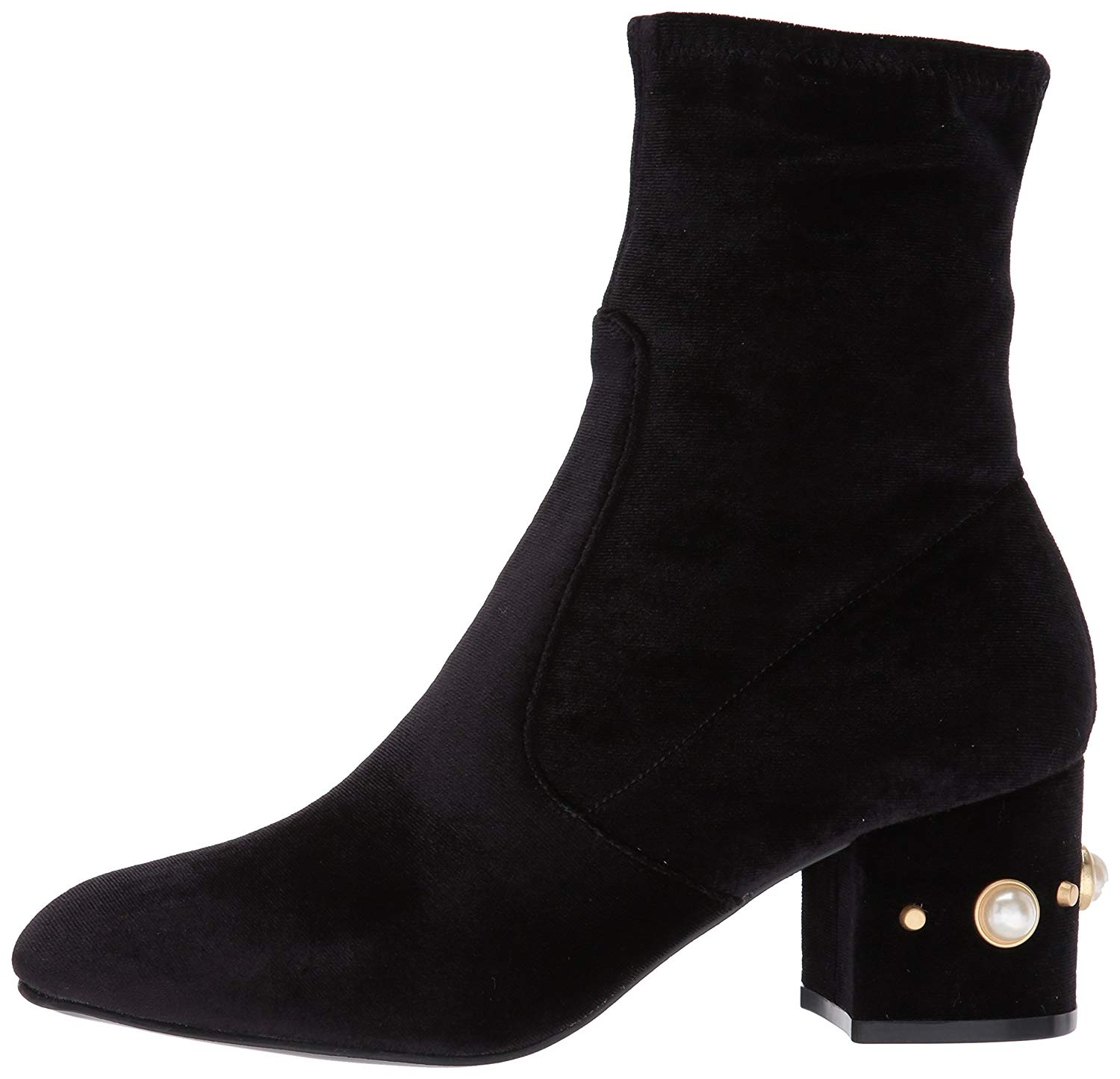 Ivanka Trump Womens Previ Closed Toe Mid-Calf Fashion Boots