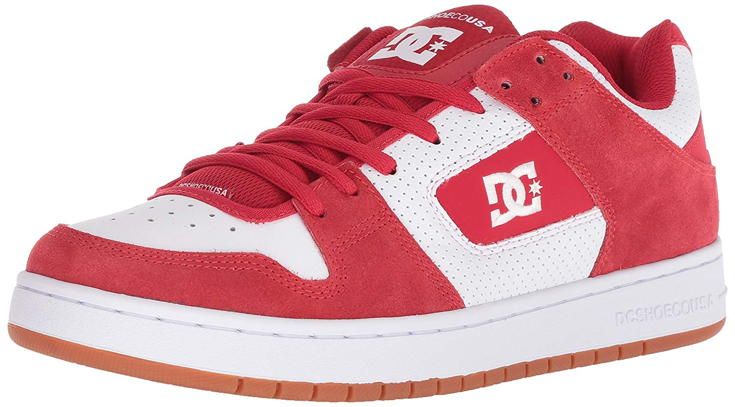 9a8ae2c771b DC Men s Manteca Skate Shoe