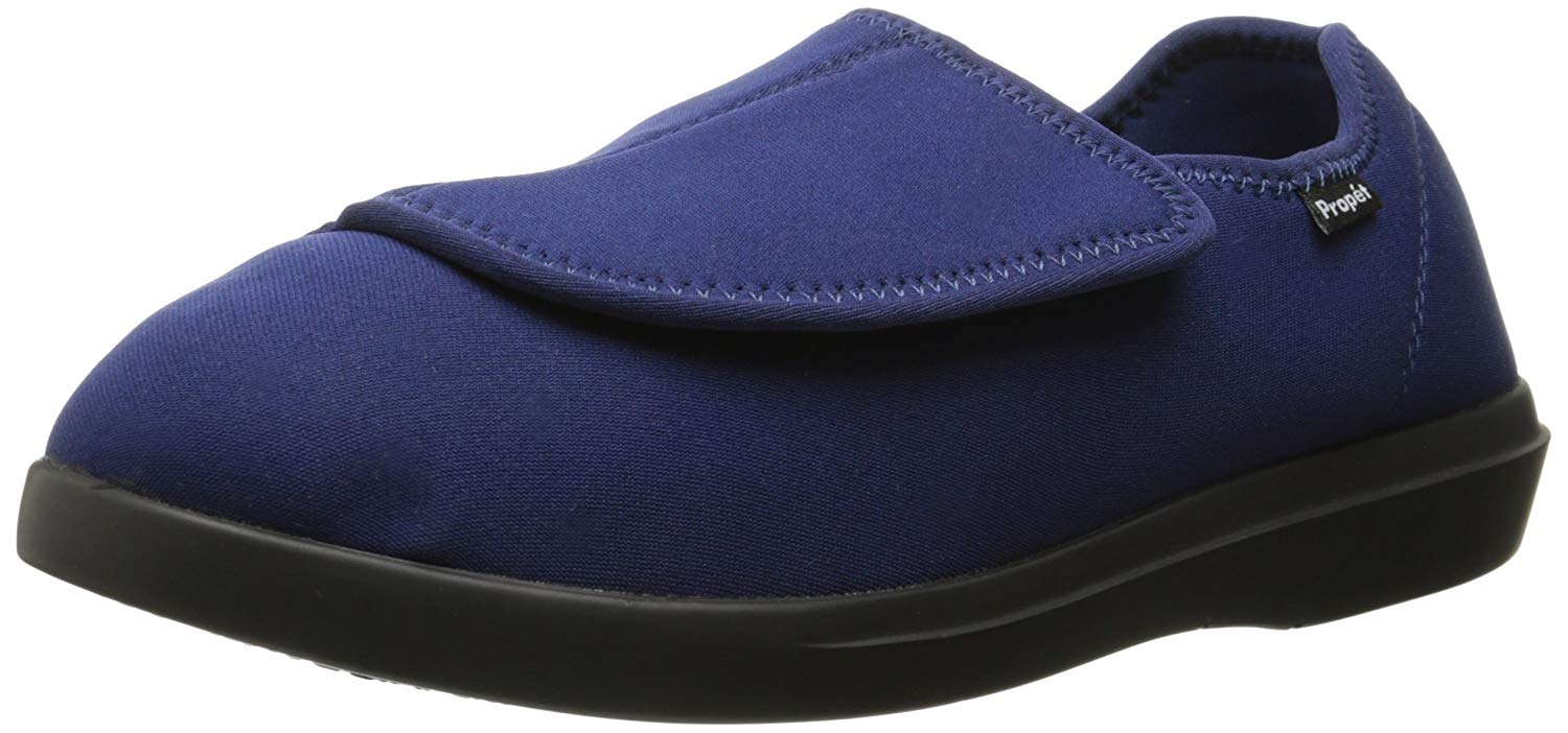 517917b3ea4 Details about Propét Womens cush n foot Closed Toe Slip On Slippers
