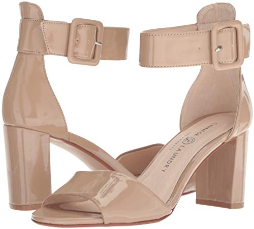 b57420346d9 Details about Chinese Laundry Womens Rumor Peep Toe Special Occasion Ankle  Strap Sandals