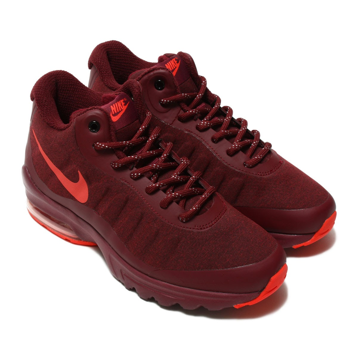 0644f95fe925 Nike Air Max Invigor Mid Mens Athletic Shoes night maroon ember glow ...