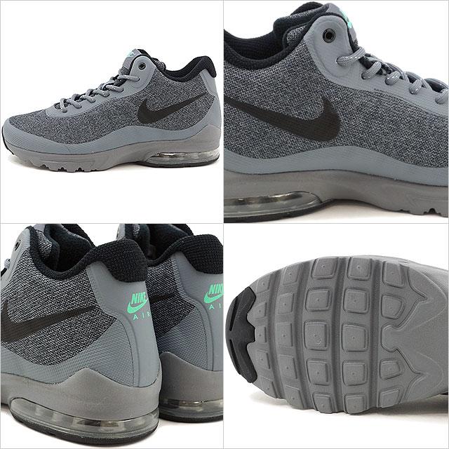 290afa89367c Nike Mens Air Max Invigor Mid Low Top Lace Up Running Sneaker