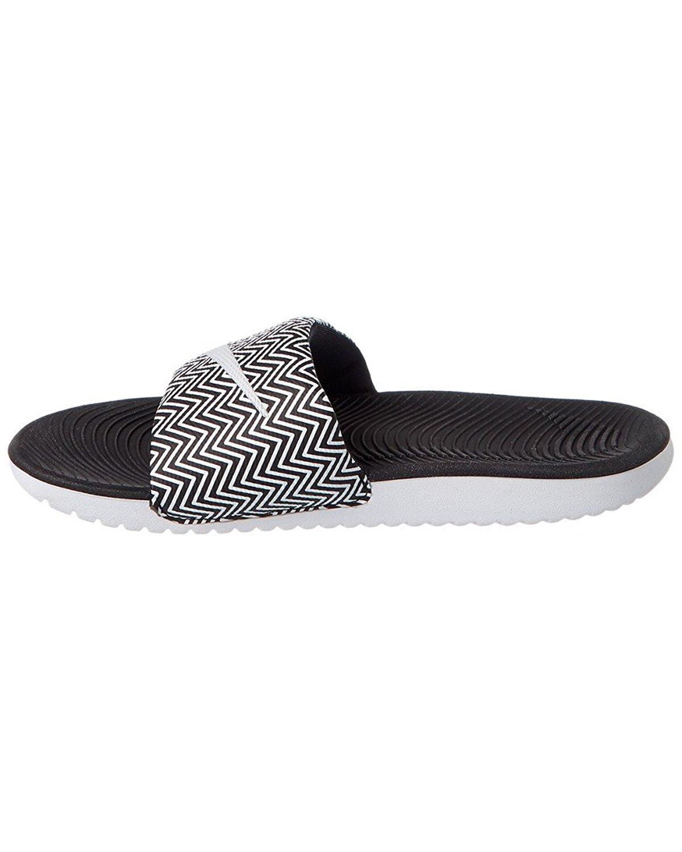 d44fc997f ... australia nike womens kawa open toe casual sport sandals black white  size 11.0 tnwy 5094c d7cbc