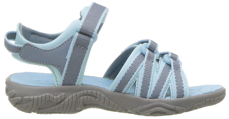 56a81c239 Teva Baby Girl Toddler Tirra Fabric Buckle Sandals