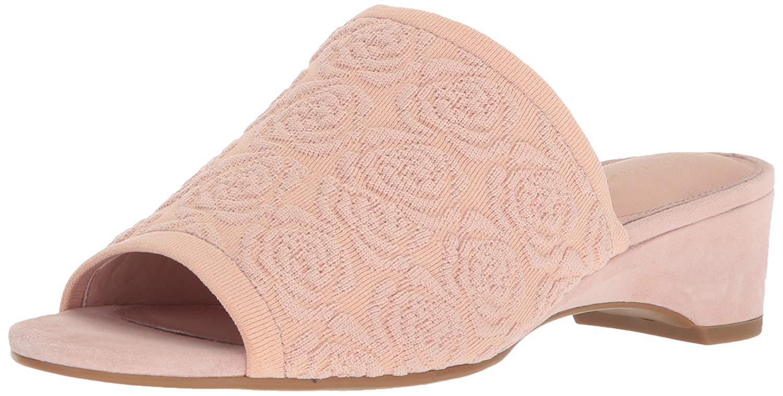 c5786eea11e0 Taryn Rose Womens nancy knit Open Toe Casual Slide Sandals