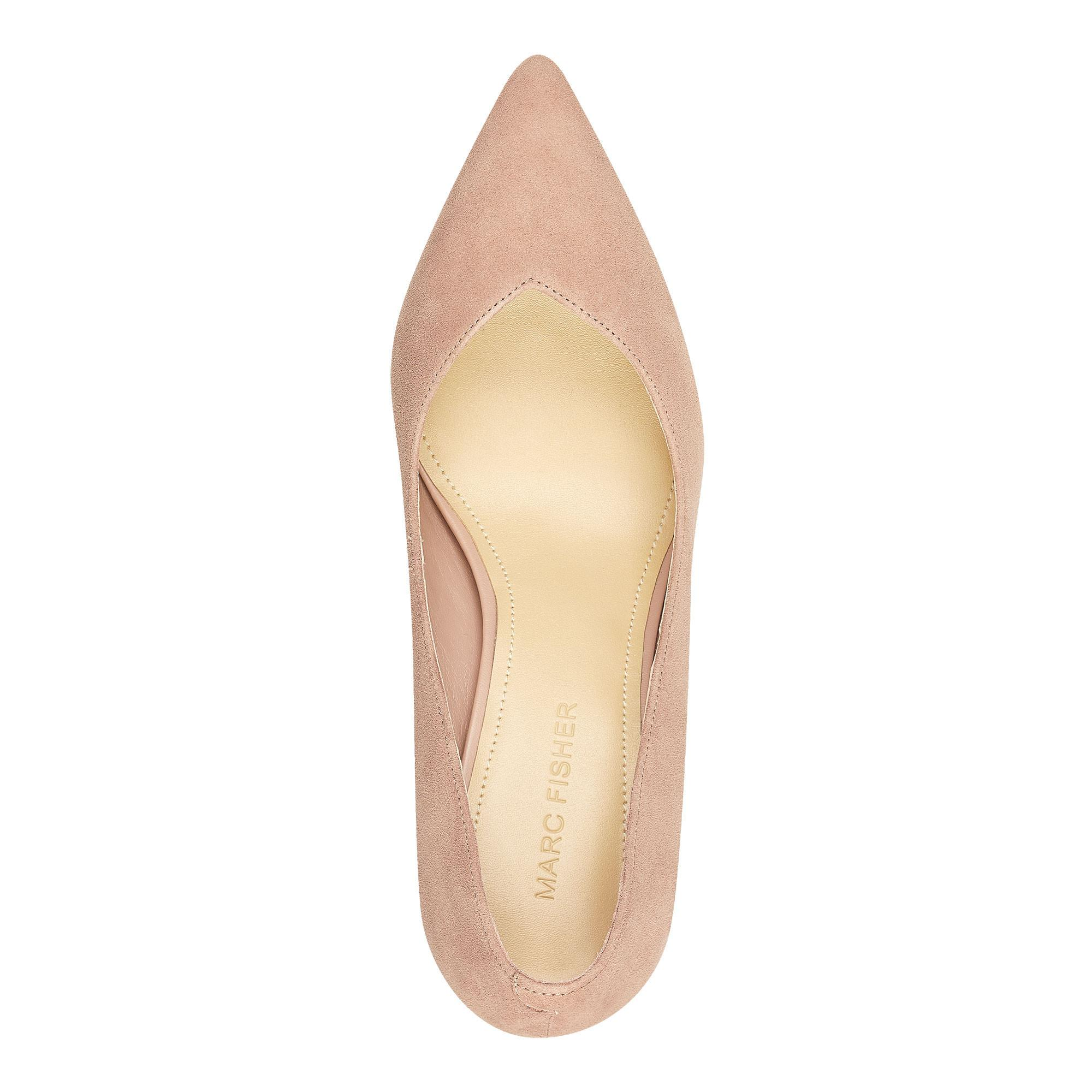 c13231e4f842 Marc Fisher Womens caitlin Leather Closed Toe Classic Pumps