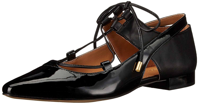 Calvin Klein Damenschuhe evalyn Slide Closed Toe Ankle Strap Slide evalyn Flats 5fee24