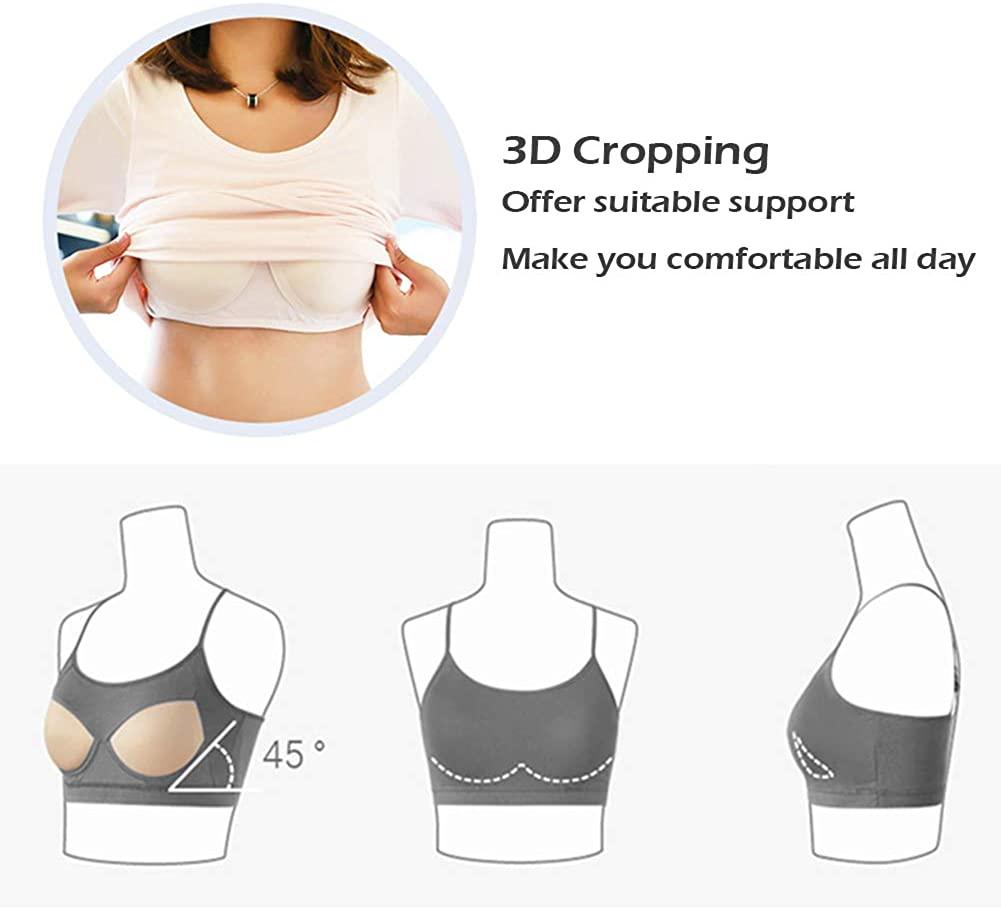 Amazon.com: plus size tank tops with built in bra - Women