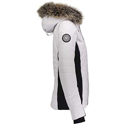Obermeyer Tuscany II Insulated Womens Ski Jacket White ...