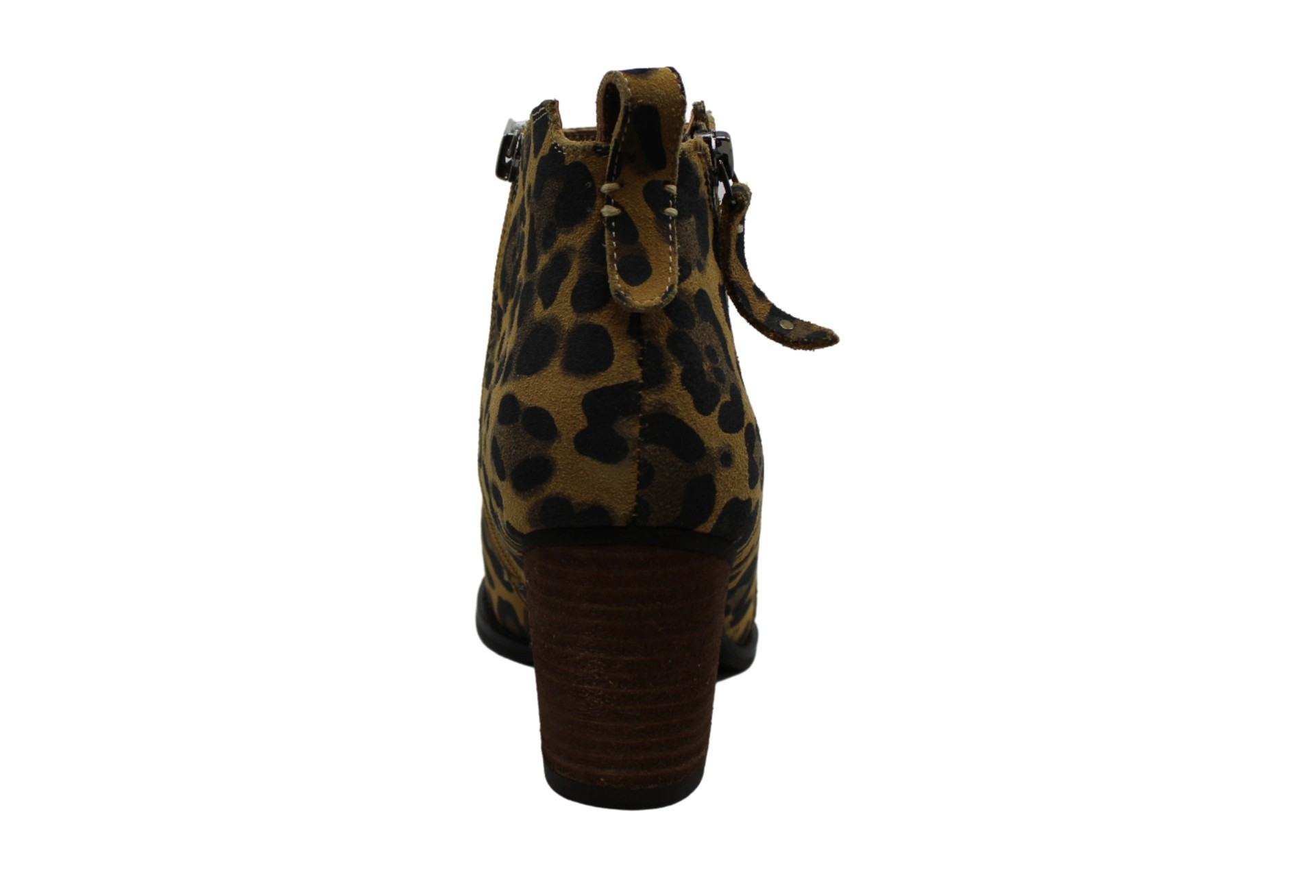 thumbnail 10 - Aqua-College-Womens-Nancy-Leather-Almond-Toe-Ankle-Fashion-Boots