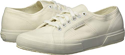 SUPERGA Womens 2750 Cotu Classic Low Top Lace Up Fashion Sneakers b8c03ce73