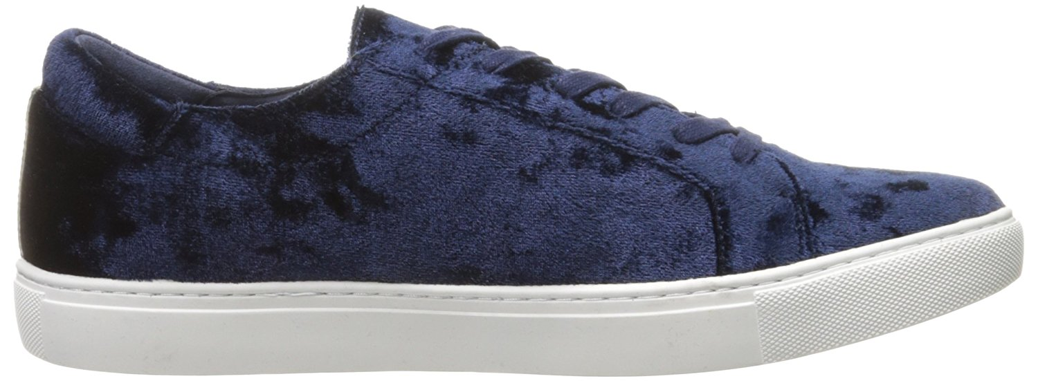 Kenneth Cole New York Damenschuhe Suede kam Suede Damenschuhe Niedrig Top Lace Up Fashion, Navy ... 48bd3d
