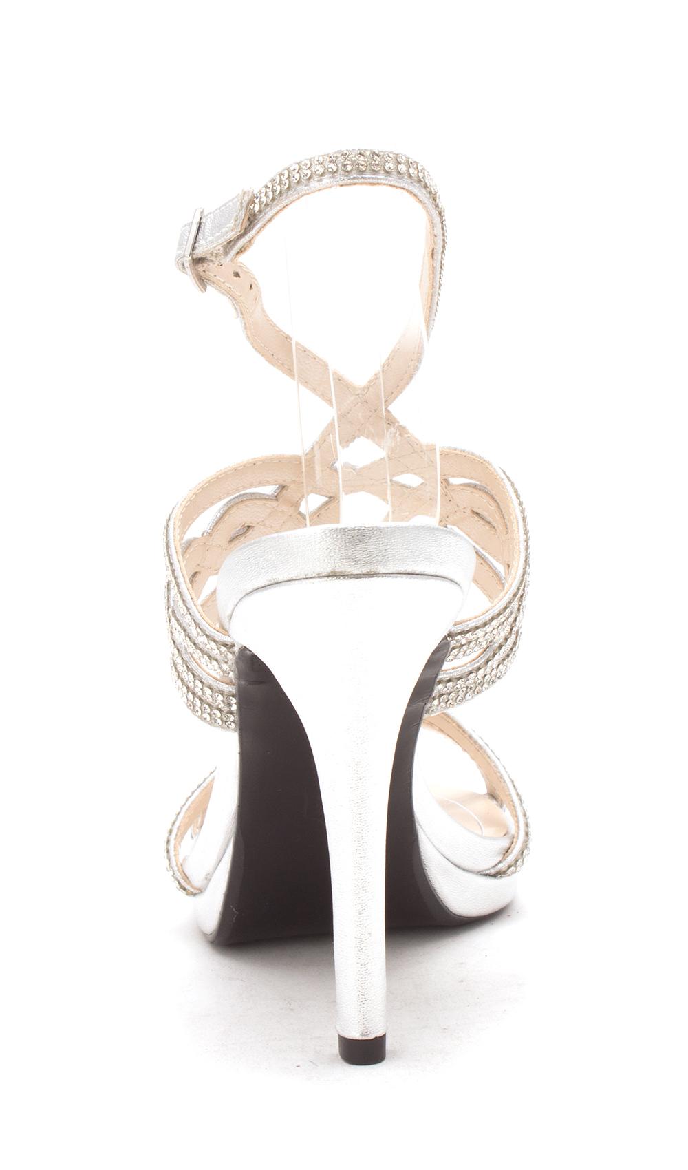 Caparros Damenschuhe Damenschuhe Caparros heather Open Toe Bridal Slingback Sandales a42026
