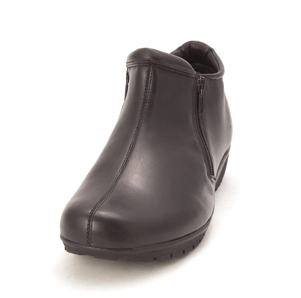 Walking Cradles Zeno Womens Boots Black nappa 8 US   6 UK ... 708c0e7bb