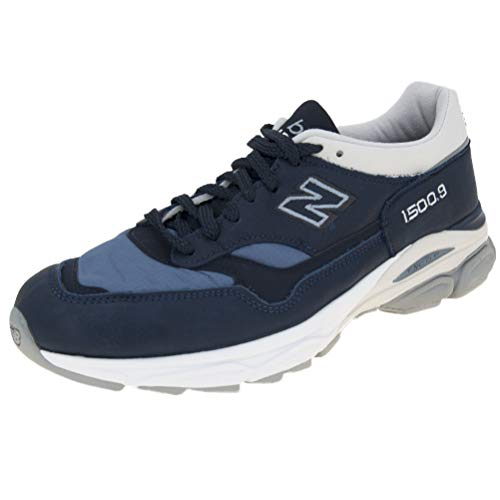 super popular f07a0 abd39 Details about New Balance Mens 1500 Leather Low Top Lace Up Running Sneaker
