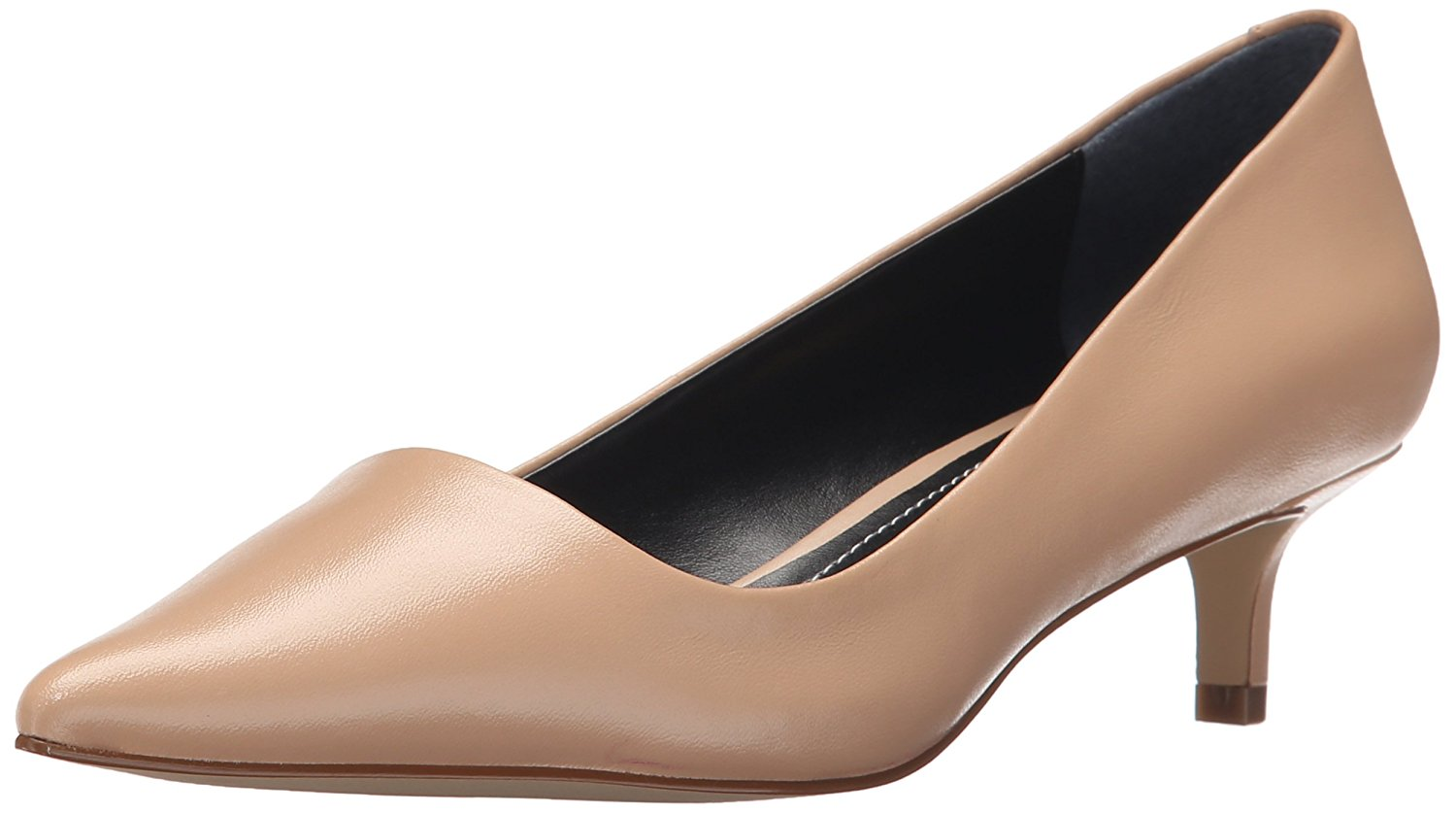 Charles by Charles David Womens Drew Pointed Toe Classic Pumps Nude Size 7.0 o