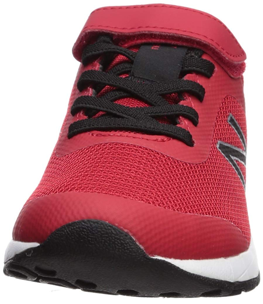 58eda225 Details about New Balance Kids' 455v2 Hook and Loop Running, Team  Red/Black, Size Big Kid 7.0