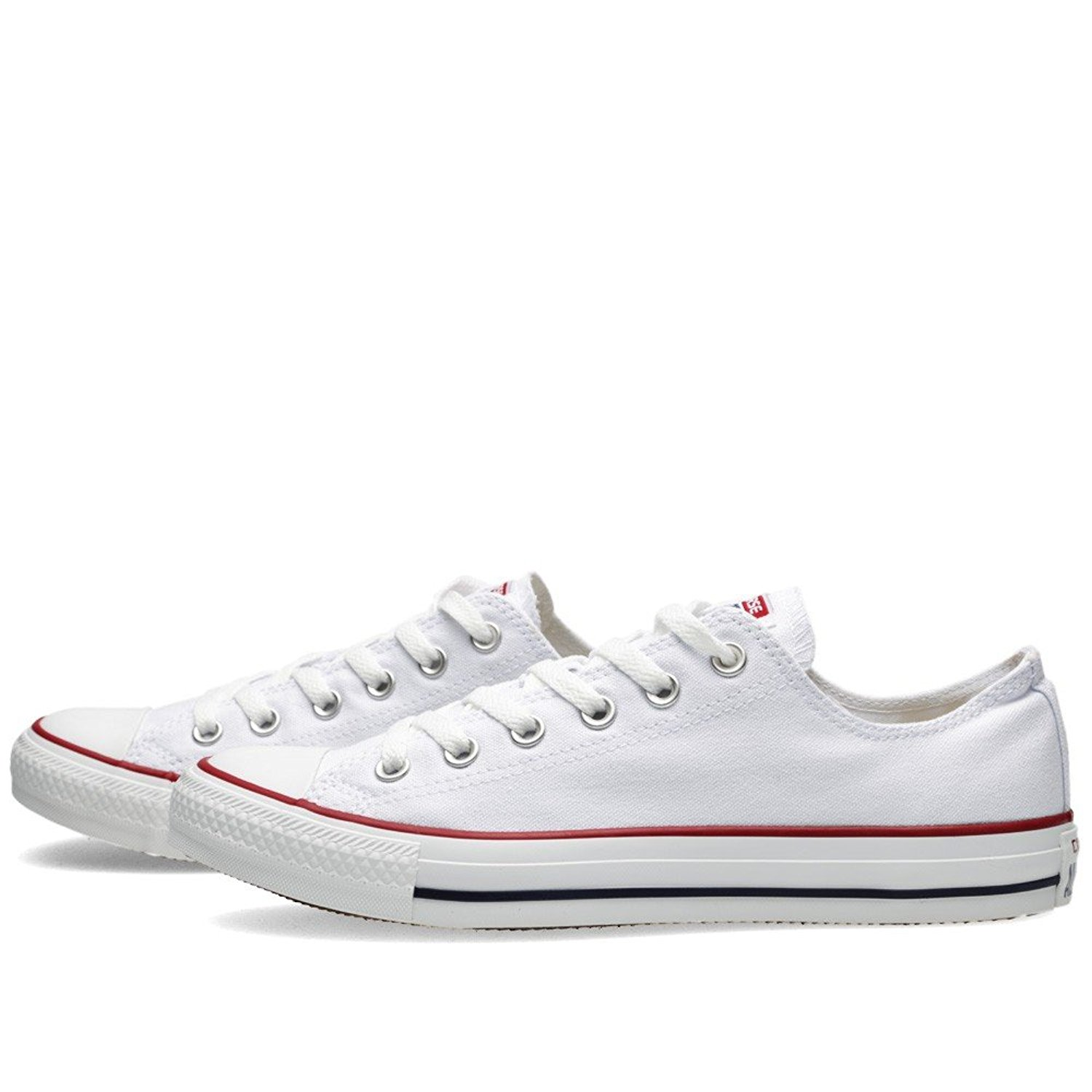 9afd3bbdde0eed Converse Mens Chuck Taylor All Star Canvas Low Top
